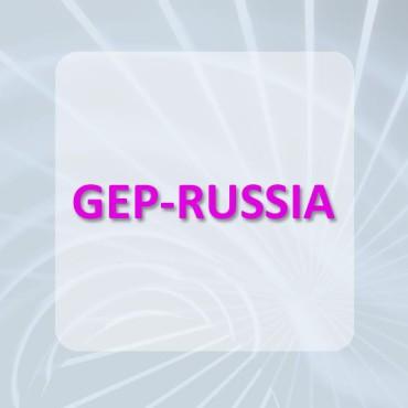 Интернет сайт международной конференции GEP-RUSSIA